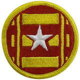 3rd Transportation Agency Class A Patch