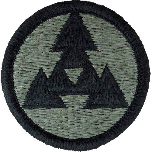 3rd COSCOM (Corps Support Command) ACU Patch