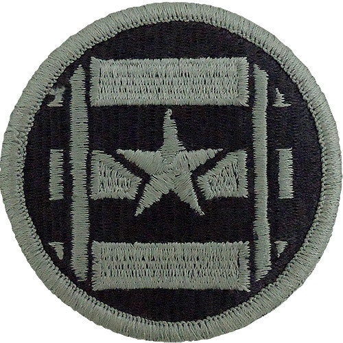 3rd Transportation Agency ACU Patch
