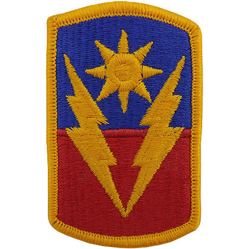 40th Armored Brigade Class A Patch