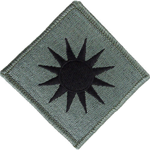 40th Infantry Division ACU Patch