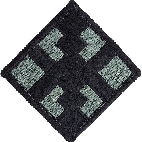 411th Engineer Brigade ACU Patch