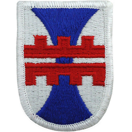412th Engineer Brigade Class A Patch