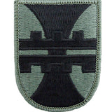 412th Engineer Brigade ACU Patch