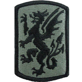 415th Chemical Brigade ACU Patch