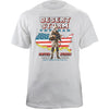 Desert Storm Veteran Graphic T-shirt