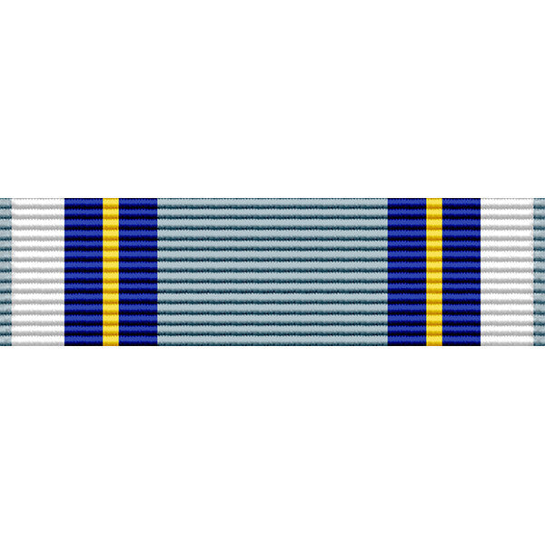 Air Reserve Meritorious Service Medal Ribbon
