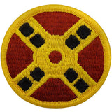 425th Transportation Brigade Class A Patch