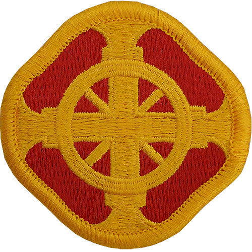 428th Field Artillery Brigade Class A Patch