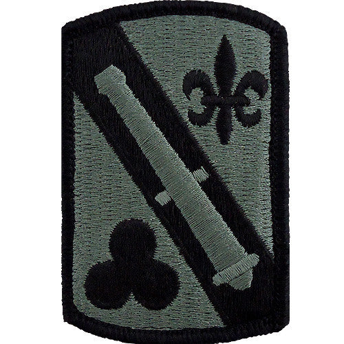 42nd Field Artillery Brigade ACU Patch