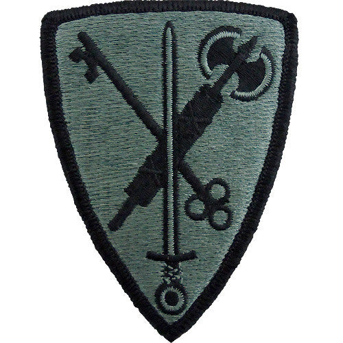 42nd Military Police Brigade ACU Patch