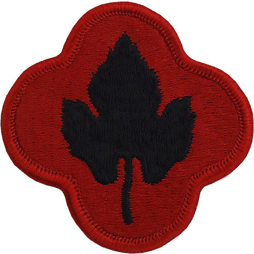 43rd Infantry Division Class A Patch