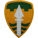 43rd MP (Military Police) Brigade Class A Patch