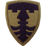 43rd MP (Military Police) Brigade MultiCam (OCP) Patch