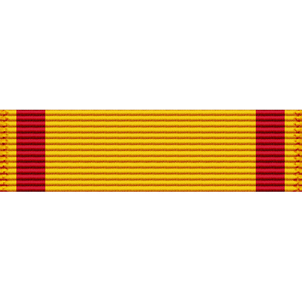 Marine Corps China Service Medal Ribbon