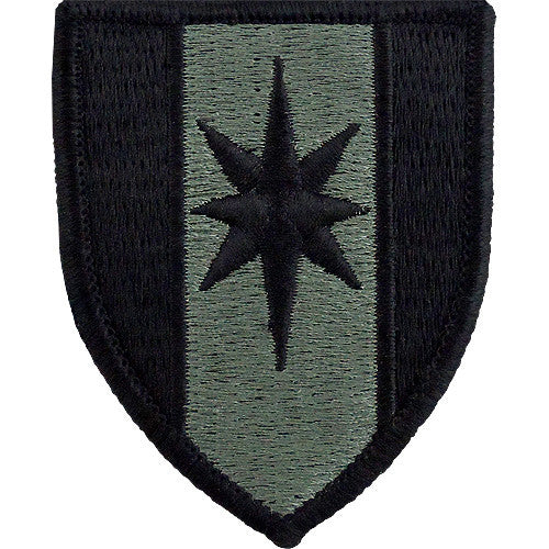 44th Medical Brigade ACU Patch