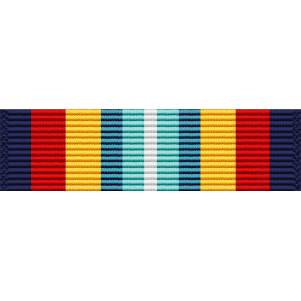 Coast Guard Sea Service Ribbon