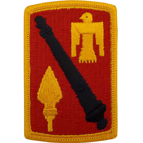 45th Field Artillery Brigade Class A Patch