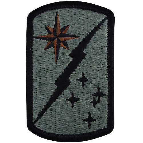 45th Sustainment Brigade ACU Patch
