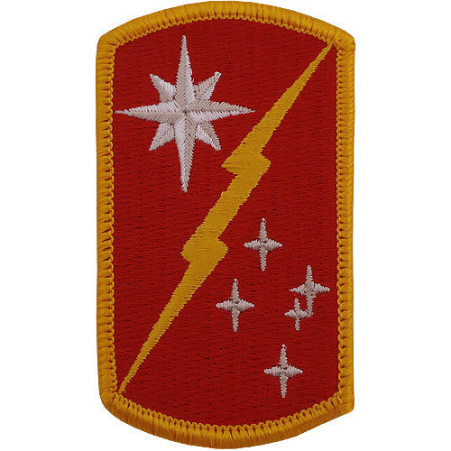 45th Sustainment Brigade Class A Patch