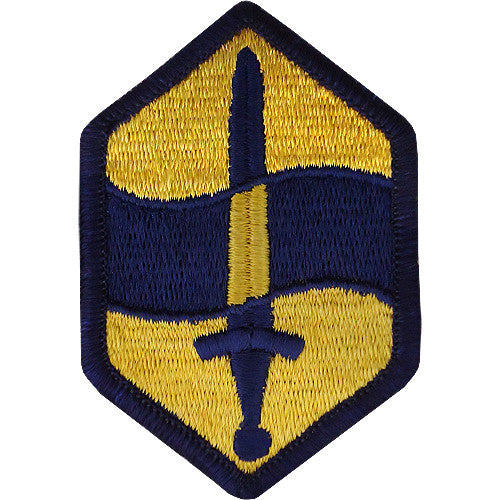 460th Chemical Brigade Class A Patch