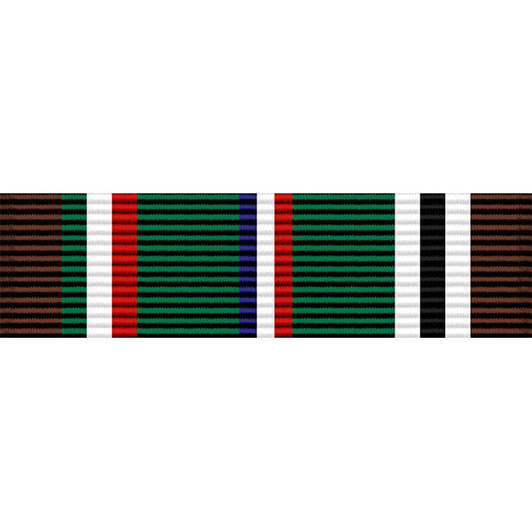 European - African - Middle Eastern Campaign Medal Ribbon