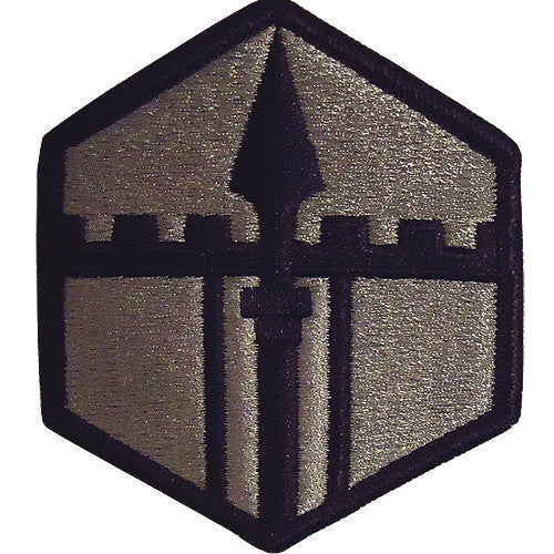 301st Maneuver Enhancement Brigade ACU Patch