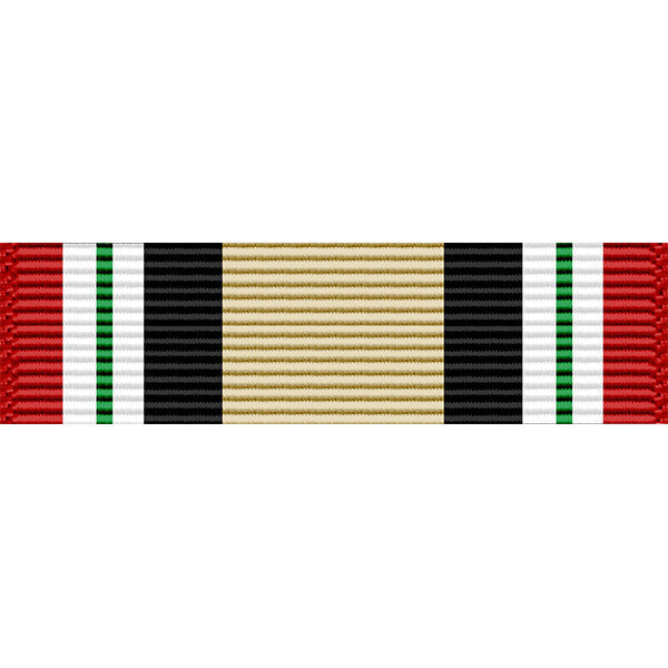 Iraq Campaign Medal Ribbon