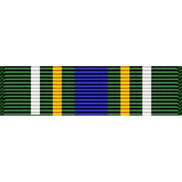 Korea Defense Service Medal Ribbon