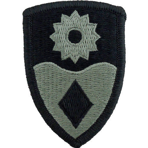 49th MP (Military Police) Brigade ACU Patch