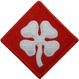 4th Army Class A Patch