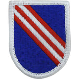 4th Special Operations Support Command Beret Flash
