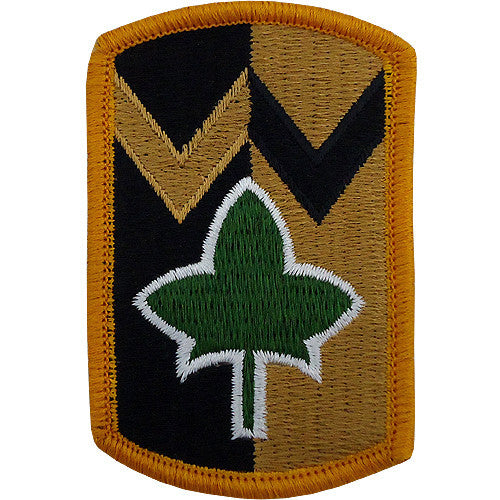4th Sustainment Brigade Class A Patch