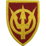 4th Transportation Command Class A Patch