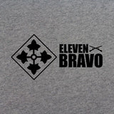 4th Infantry 11 Bravo T-Shirt