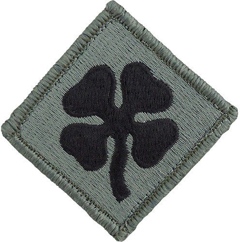 4th Army ACU Patch