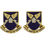 4th Aviation Regiment Unit Crest (Vigilantia Aeterna)