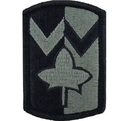 4th Sustainment Brigade ACU Patch