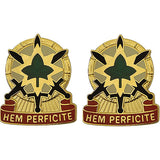 4th Sustainment Brigade Unit Crest (Hem Perficite)