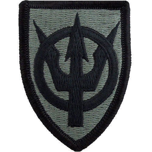 4th Transportation Command ACU Patch