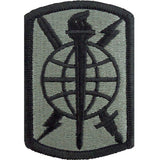 500th Military Intelligence ACU Patch