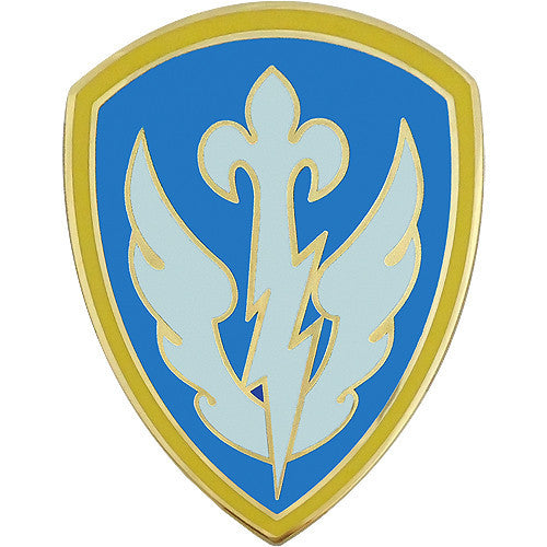 504th Battlefield Surveillance Brigade Combat Service Identification Badge