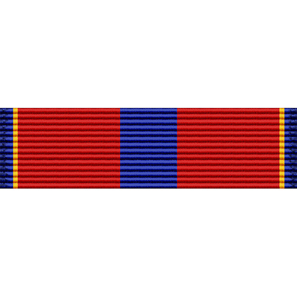 Naval Reserve Meritorious Service Medal Ribbon