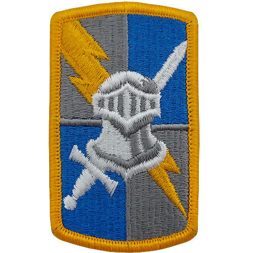 513th Military Intelligence Brigade Class A Patch