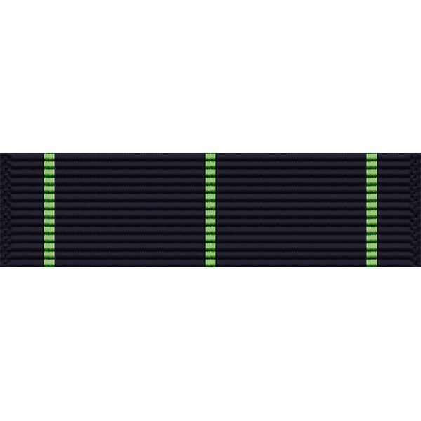 Navy Expert Rifle Medal Ribbon