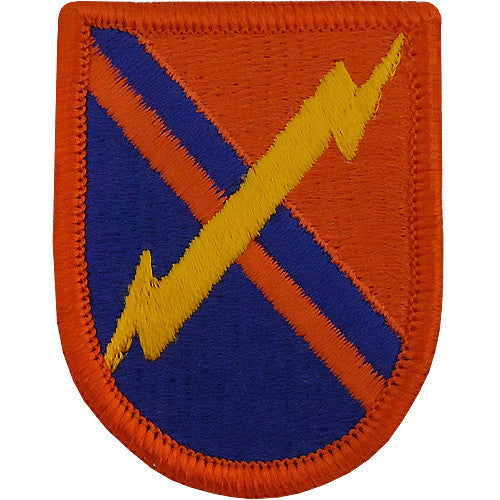 51st Signal Battalion Beret Flash