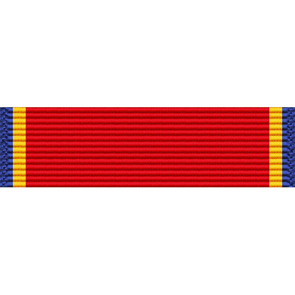 Navy Reserve Medal Ribbon