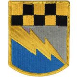 525th Battlefield Surveillance Brigade Class A Patch