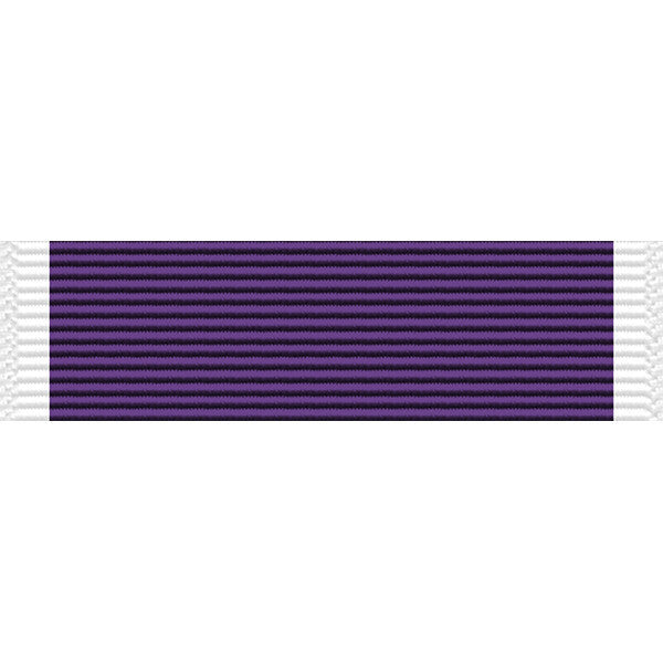 Purple Heart Medal Ribbon
