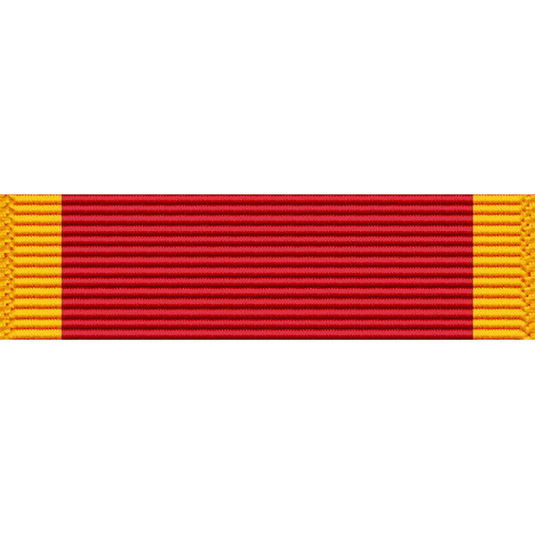 Republic of Vietnam National Order Medal 5th Class Ribbon
